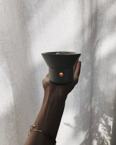 BODHA Ritual Oil Diffuser | Cloud Grey
