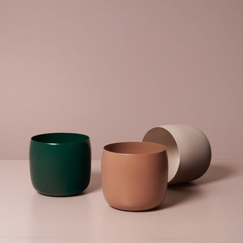 LIGHTLY Planter | Various Colours
