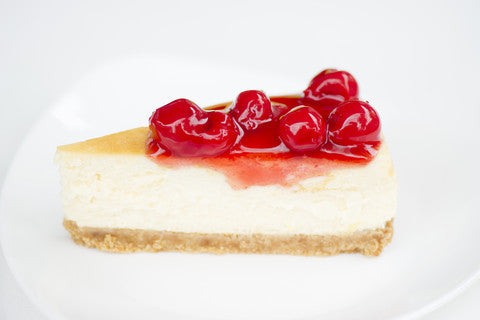 cherry_sauce_on_a_dairy_free_cheesecake