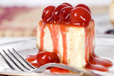 cherry_vegan_cheesecake