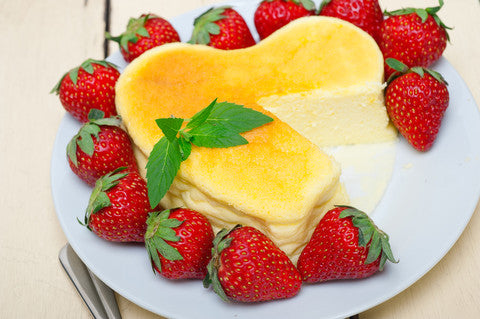 heart_shape_lactose_free_cheesecake