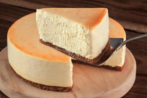 Shark Tank Vegan Cheesecake possibility