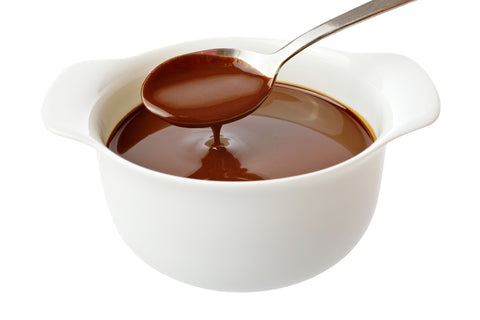 dairy free chocolate sauce for vegan desserts