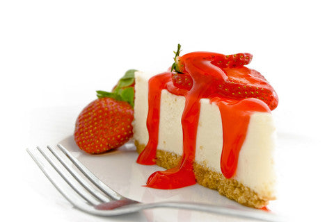 strawberry_sauce_on_an_eggless_cheesecake