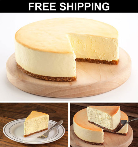 Dairy-Free (Vegan) Cheesecake - Case of Six