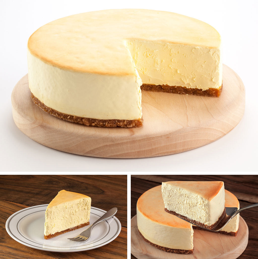 Sirabellas Vegan Cheesecake Online Bakery