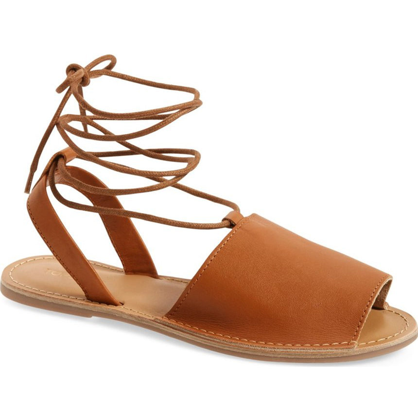 Top Shop Lace Up Sandal