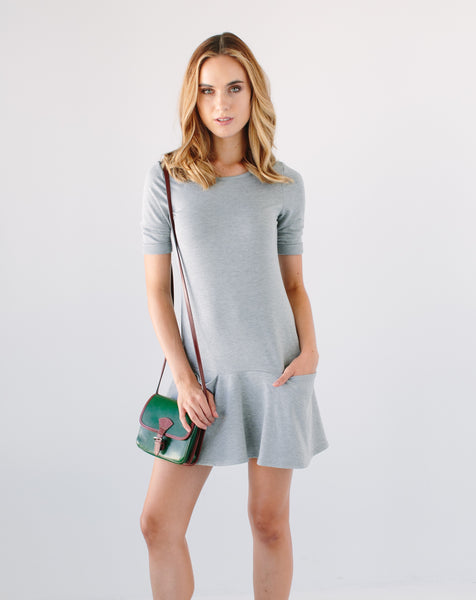 Taylor Two Pocket Tee Dress
