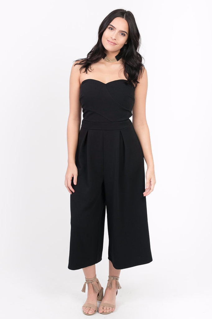 Girls Night Gaucho Jumpsuit