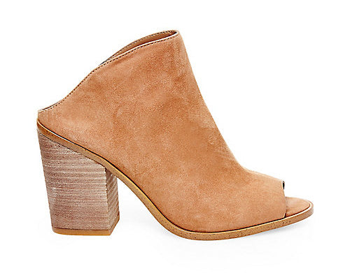 Nude Booties from Steve Madden