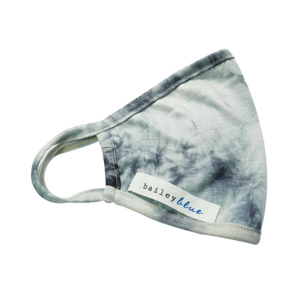 The Bailey Blue XL Face Coverings (Adults) Masks Bailey Blue Tie Dye - White Opal