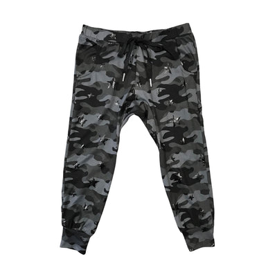 The Chase: Kids Joggers Bottoms Bailey Blue Desert Star 2|3