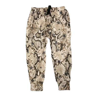 The Chase: Kids Joggers Bottoms Bailey Blue Snake Charmer 2|3