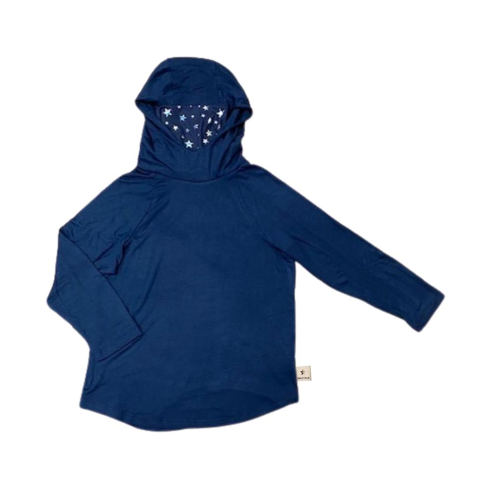 The Defender: Kids Hoodie Hoodie Bailey Blue Starry Night 2|3
