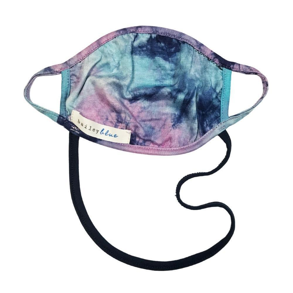 The Ultimate (Kids) Masks Bailey Blue Tie Dye - Hendrix / Navy