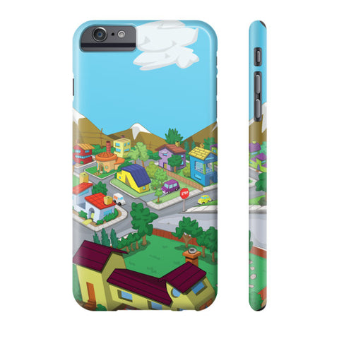 Phone Case - Numeric City - Zelza Zero®  - 1