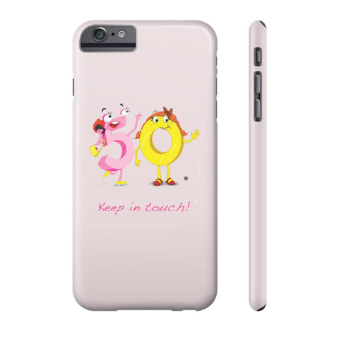 Phone Case - Keep In Touch - Zelza Zero®  - 1