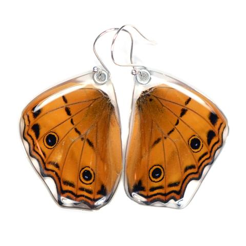 CRAMER'S CRUISER BUTTERFLY BOTTOM WING EARRINGS