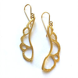 METAMORPHOSIS EDGE EARRINGS