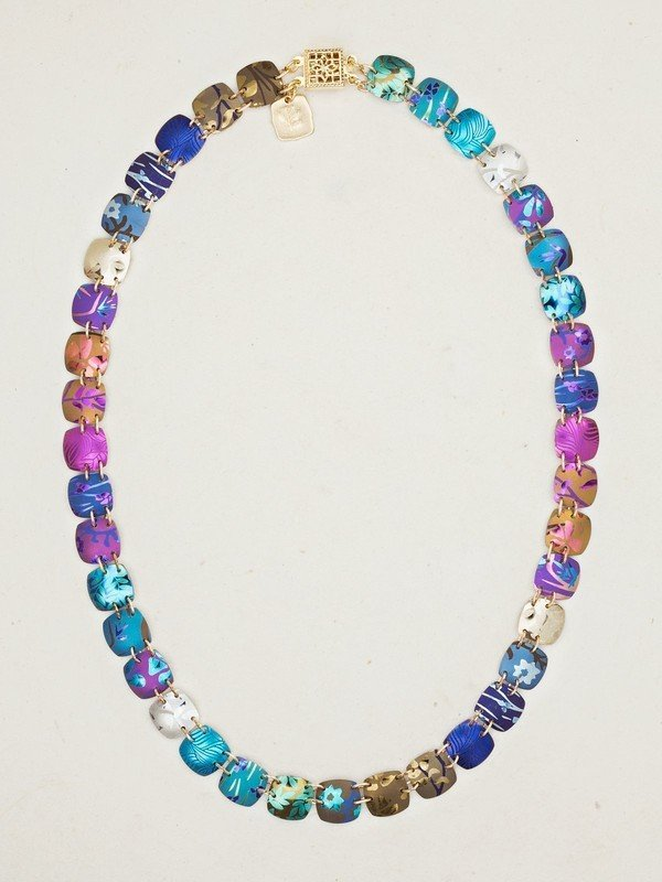 Multi Aurora Necklace