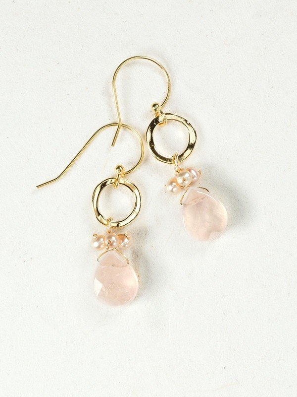 ROSE PIXIE EARRING