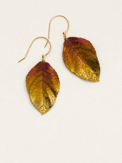 BROWN ELM EARRINGS HOLLY YASHI