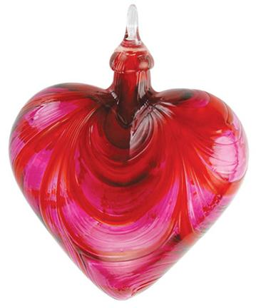 CLASSIC HEART ORNAMENT - VALENTINE