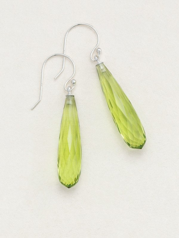 Torrid Green Avalon Drop Earring