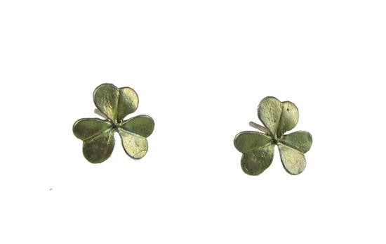 CLOVER SMALL POST EARRINGS