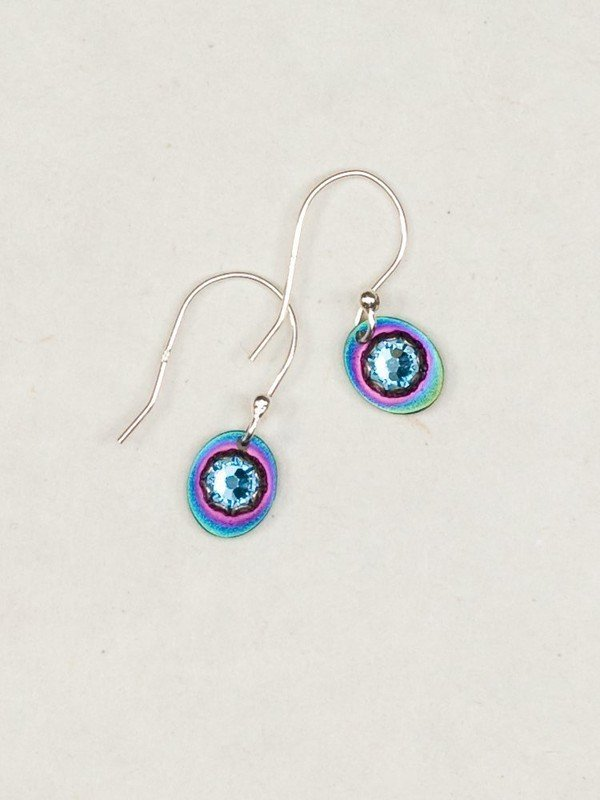 AQUAMARINE JULIA EARRING
