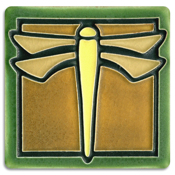 4X4 DRAGONFLY TILE