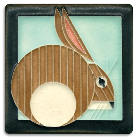 4X4 HARE TILE