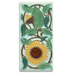 4X8 SUNFLOWER TILE