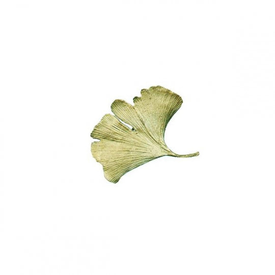 SMALL GINKO PIN