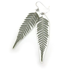 MEADOW FERN EARRINGS