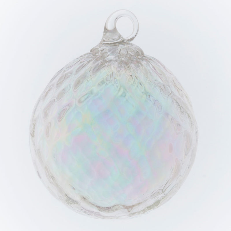 CLASSIC BIRTHSTONE ORNAMENT - APRIL (DIAMOND)