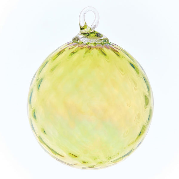 CLASSIC BIRTHSTONE ORNAMENT - AUGUST (PERIDOT)