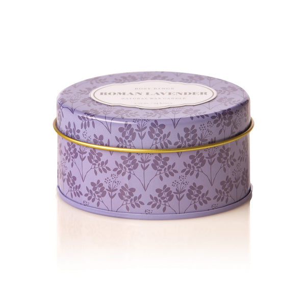 TRAVEL TIN CANDLE - ROMAN LAVENDER