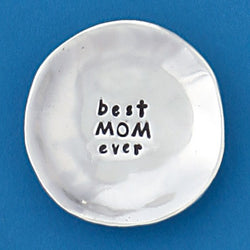 BEST MOM EVER CHARM BOWL