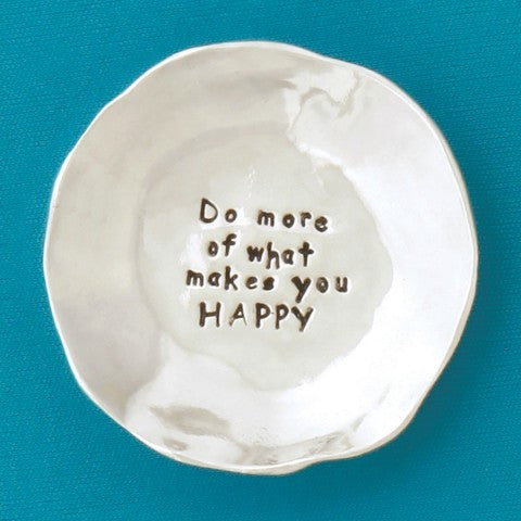 HAPPY LARGE CHARM BOWL