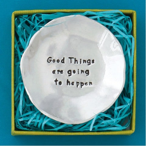 GOOD THINGS LARGE CHARM BOWL