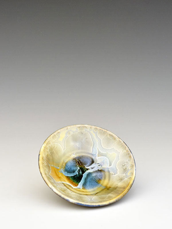 STELLAR QUIKI BOWL (CREAM/GREEN/BLUE)