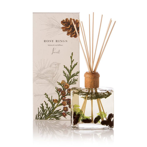 BOTANICAL REED DIFFUSER - FOREST