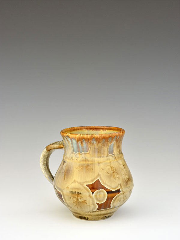 STELLAR GORDO MUG (GOLD/WHITE)