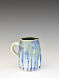 STELLAR JAVA MUG (CREAM/GREEN/BLUE)
