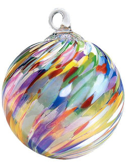 CLASSIC ROUND ORNAMENT - CIRCUS TWIST