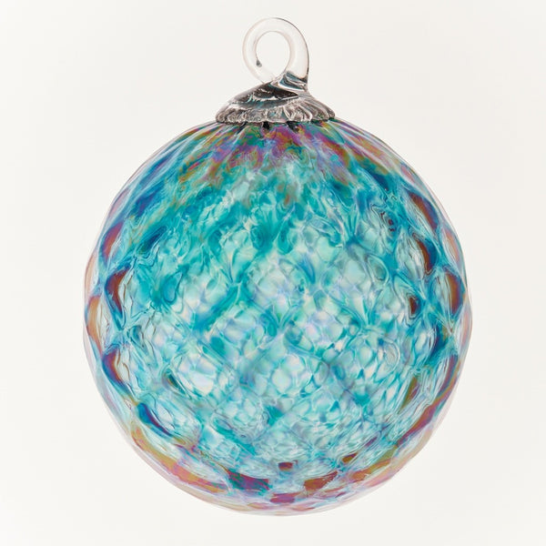 CLASSIC BIRTHSTONE ORNAMENT - DECEMBER (TOPAZ)