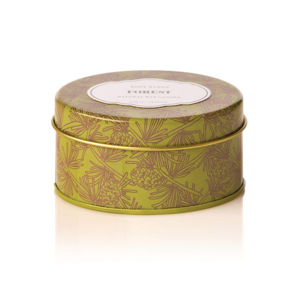 TRAVEL TIN CANDLE - FOREST