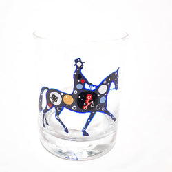 DOUBLE OLD FASHIONED DRESSAGE GLASS