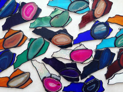 STAINED GLASS AGATE KY